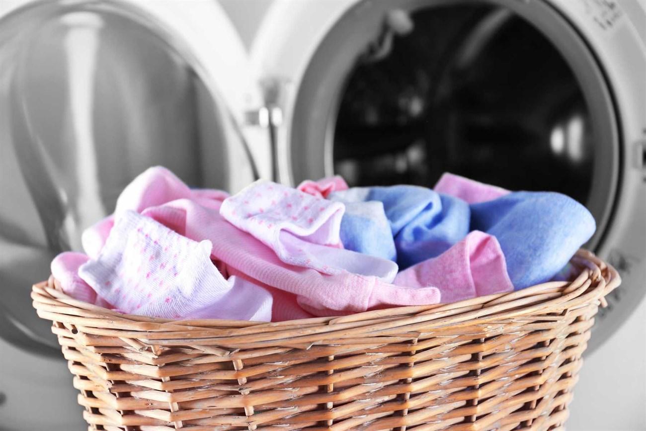Giặt quần áo bị nhăn và co