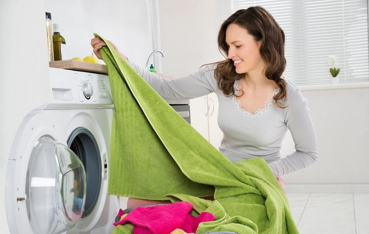 Không sấy quần áo, đồ giặt quá khô