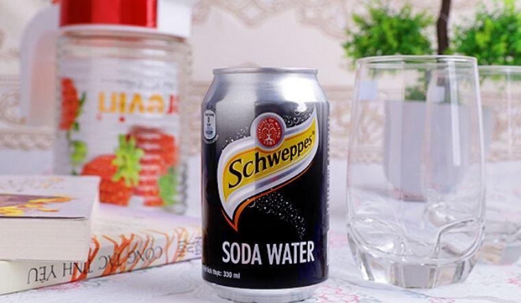 Soda Schweppes có mấy loại, công dụng của từng loại