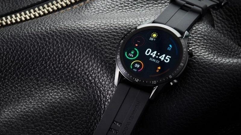 Huawei Watch GT2 pin 2 tuần, có thể nghe nhạc, gọi điện đã bán được hơn 1 triệu chiếc