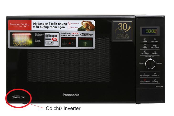 Lò vi sóng sử dụng công nghệ Inverter