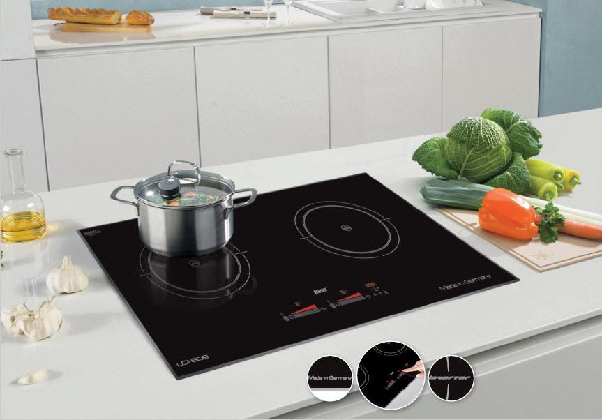 Bếp từ sử dụng công nghệ Inverter