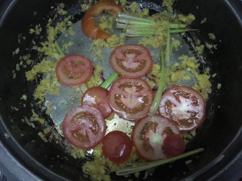 cách nấu lẩu gà chua cay