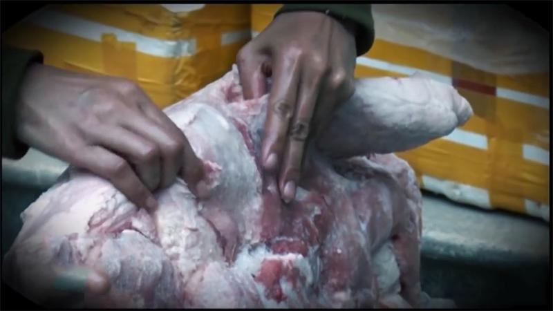 Cảnh báo vú dê nướng - Có thực sự được làm từ vú dê
