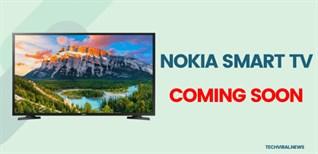 Smart Tivi Nokia rò rỉ: 4K 55 inch, âm thanh JBL, chạy Android 9