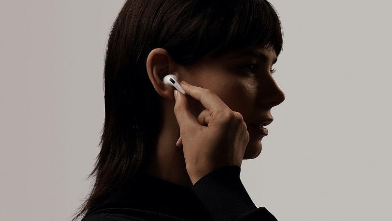 Bằng sáng chế Apple tiết lộ AirPods Pro thế hệ mới có khả năng phát hiện nó đang ở trong lỗ tai hay không