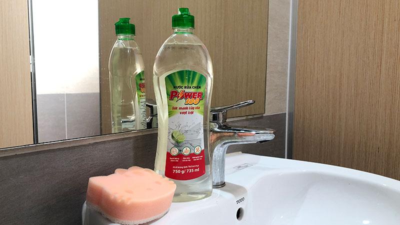 Các loại nước rửa chén Thái Lan tốt nhất hiện nay được bà nội trợ tin dùng