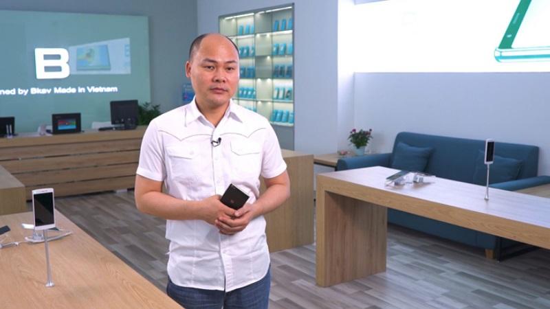 CEO Nguyễn Tử Quảng: Bphone 4 sẽ tiên phong trong lĩnh vực nhiếp ảnh điện toán