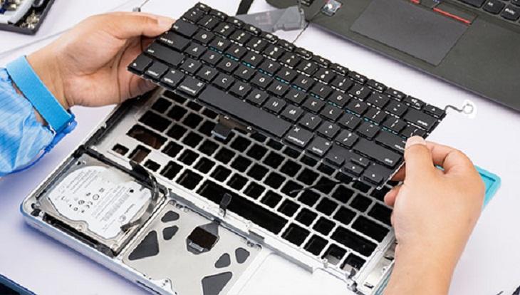Laptop bị liệt phím, nguyên nhân, cách khắc phục và biện pháp thay thế