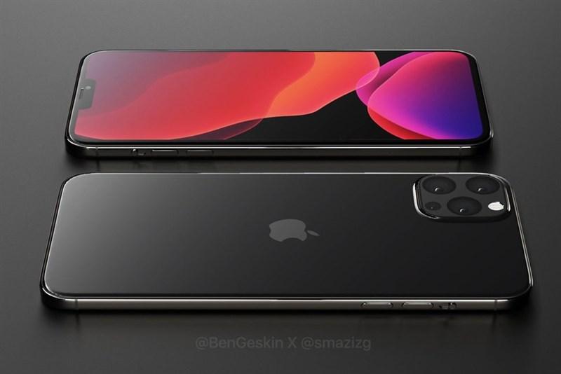 Apple sẽ trang bị màn hình OLED siêu mỏng cho iPhone 12 5.4 inch và 6.7 inch