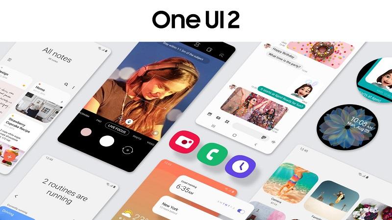 Samsung công bố lộ trình cập nhật giao diện One UI 2.0 cho các thiết bị Galaxy ở thị trường Việt Nam