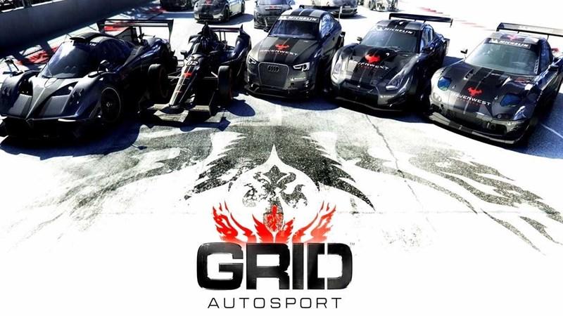 GRID Autosport Game đua xe đỉnh nhất trên Mobile
