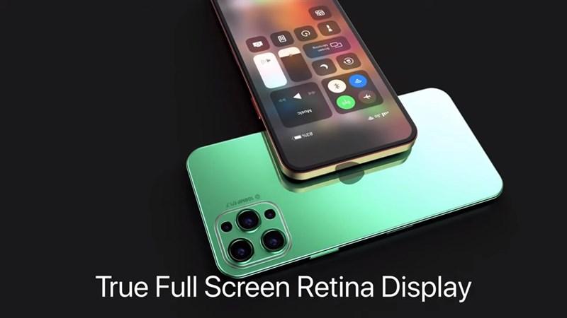 iPhone 12 Pro Super với 5 camera 108MP, cổng USB-C cùng thiết kế đẹp đến khó cưỡng