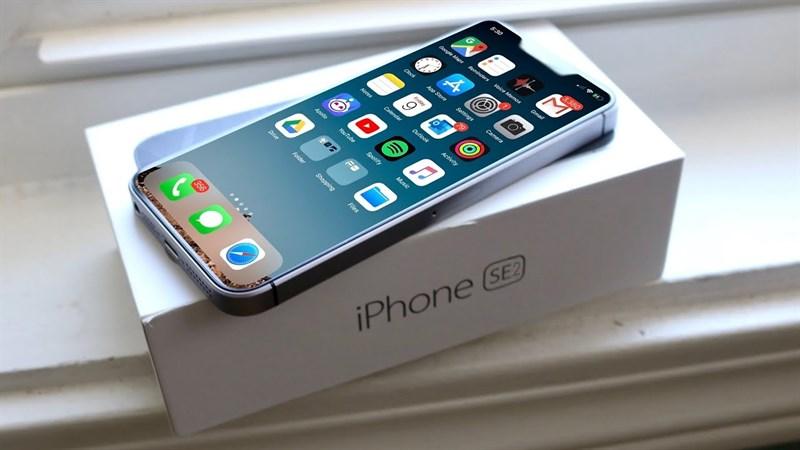 iPhone SE 2 với chip Apple A13, RAM 3GB, giá hơn 9 triệu đã chuẩn bị trình làng và đây là bằng chứng