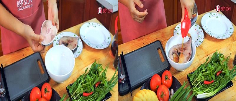 Cách nấu canh chua cá bớp ngon, không bị tanh