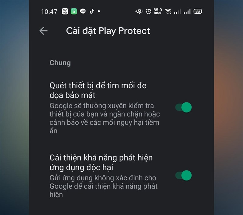 play protect android