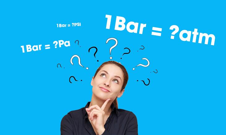 Tại sao phải quy đổi đơn vị Bar