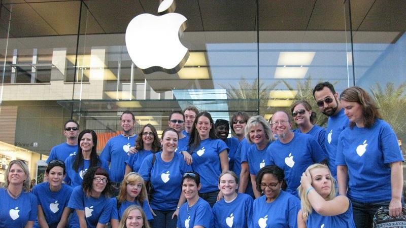 Tổng số nhân viên của Apple, Google, Amazon, Facebook gần bằng dân số Đà Nẵng