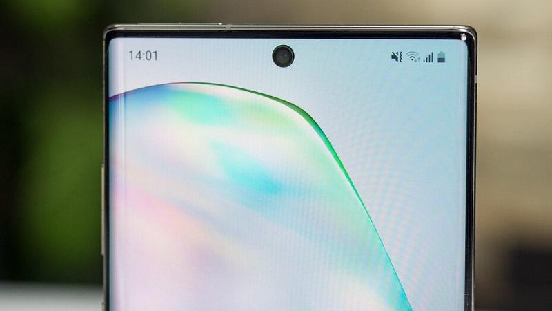 Samsung Galaxy S11 lộ thiết kế mặt trước thông qua miếng dán bảo vệ màn hình