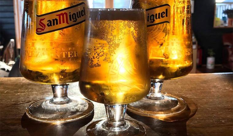 Bia San Miguel, loại bia dành cho phái mạnh