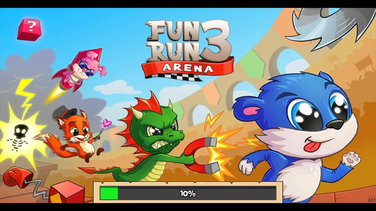 Fun Run 3: Arena