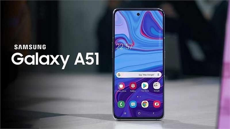 Samsung Galaxy A51 lộ ảnh render với lỗ khoét trên màn hình như Note 10, sắp ra mắt tại Việt Nam vào 1 ngày đẹp