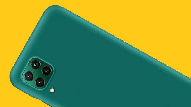 Huawei Nova 6 SE lộ cấu hình và thông số của một trong bốn camera sau