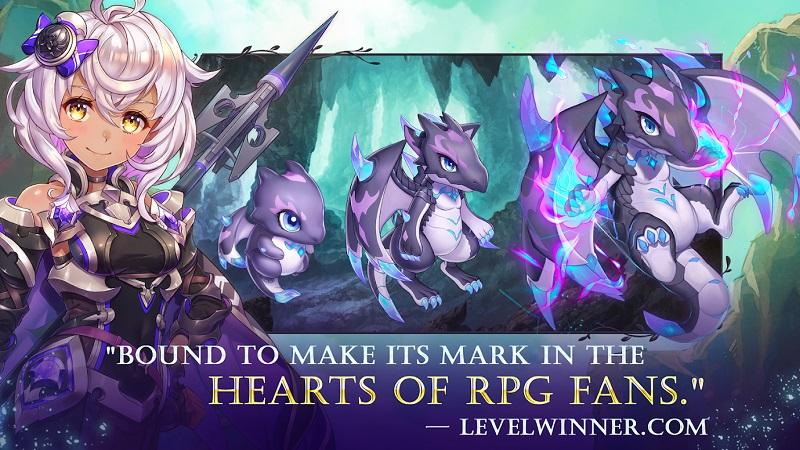 Hình ảnh trong game Evertale