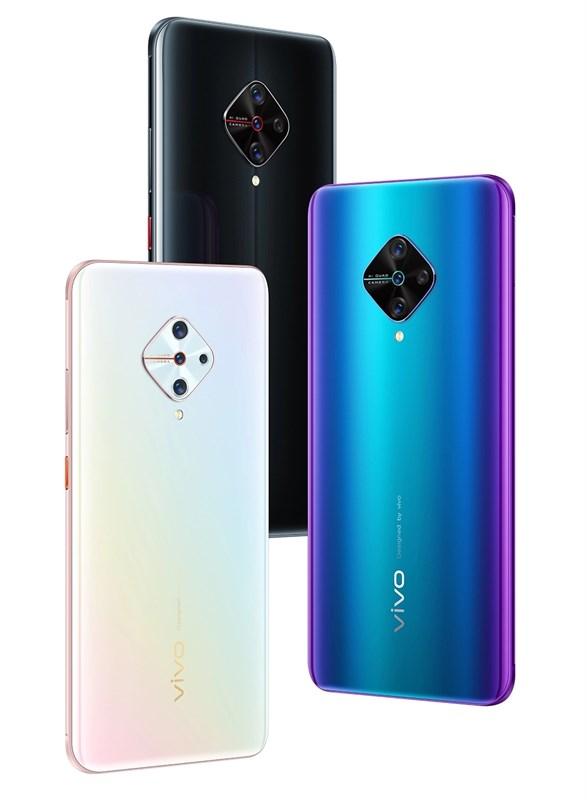 Các tùy chọn màu sắc của Vivo Y9s