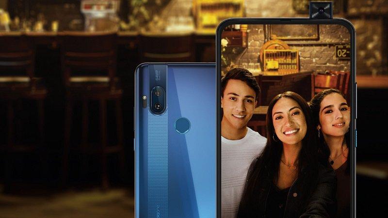 Motorola One Hyper ra mắt: Sạc siêu tốc 45W, camera selfie pop-up, chip Snapdragon 675, giá 9.2 triệu đồng