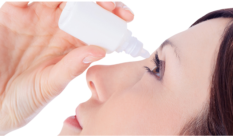 Cứ thấy mắt mỏi là dùng thuốc nhỏ mắt, đúng hay sai?