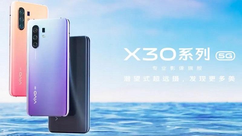 Vivo X30 sẽ được ra mắt chính thức vào ngày 16/12 sắp tới
