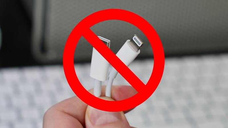 Các thế hệ iPhone tiếp theo sẽ phải bỏ cổng lightning: Chuyển sang chuẩn Type-C hay 'hoàn toàn không dây'?