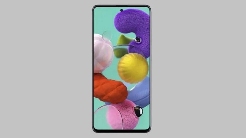 Galaxy A51 lộ ảnh thực tế trên FCC với thiết kế màn hình đục lỗ giống Galaxy Note 10