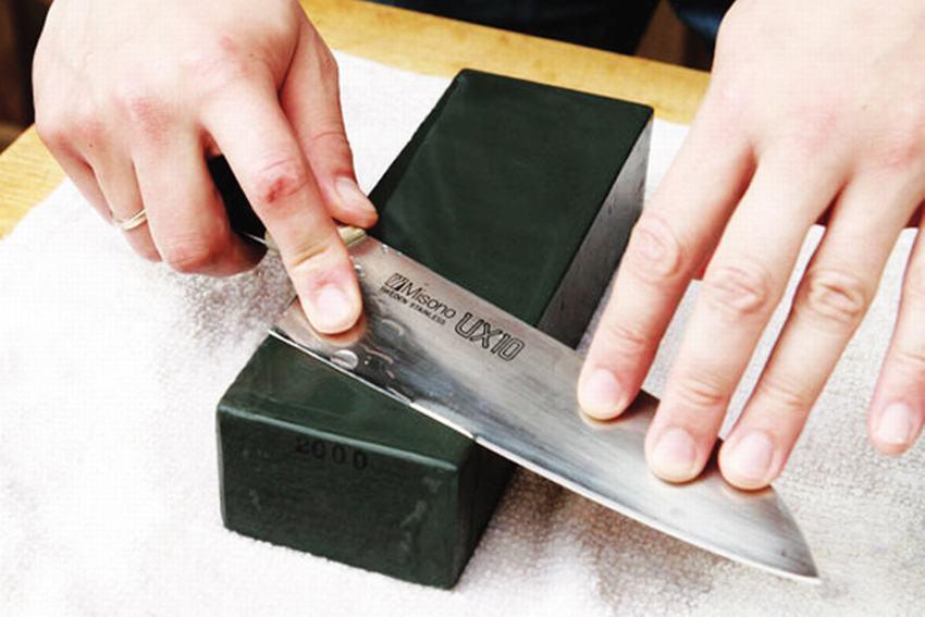 Lựa chọn dao phù hợp