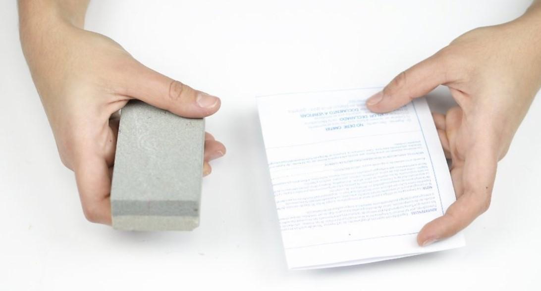 Đọc hướng dẫn sử dụng của đá mài