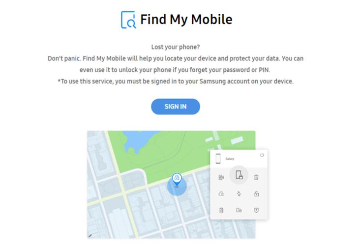 Tính năng File my Phone của Samsung