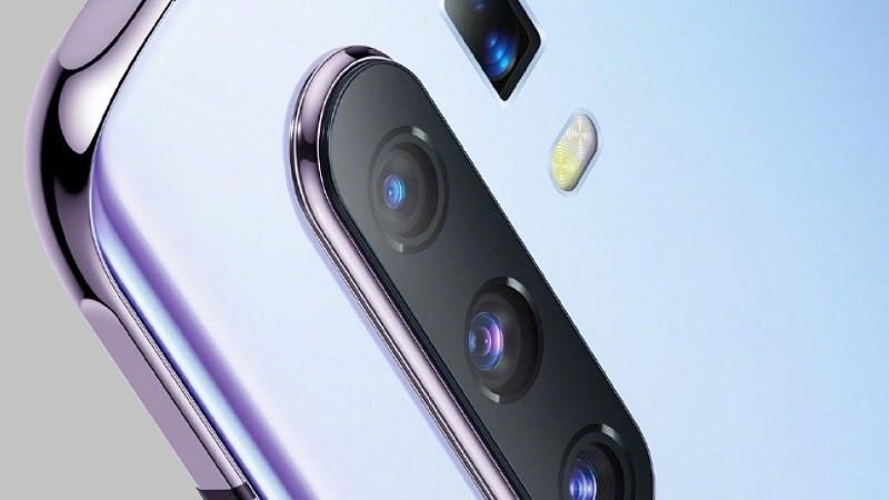 Vivo X30 lộ ảnh thực tế với thiết kế màn hình đục lỗ, cảm biến vân tay nhúng dưới màn hình