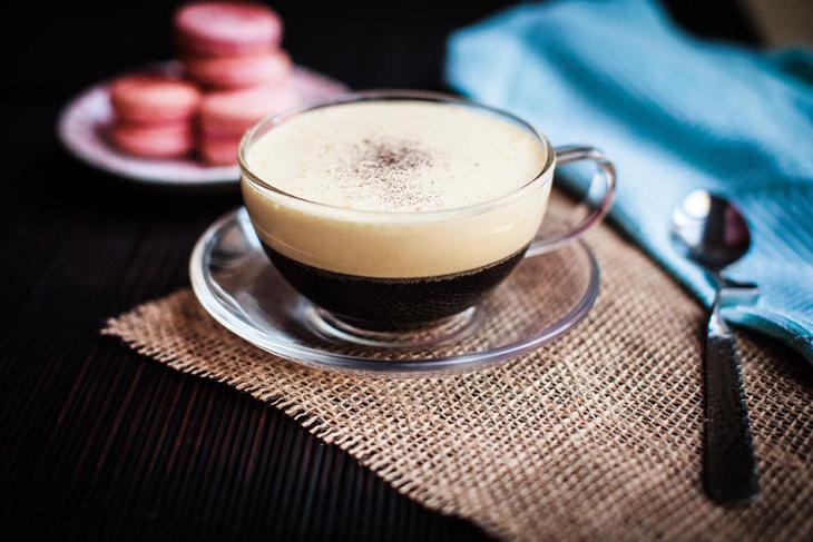 Bước 6 Thành phẩm Cà phê trứng