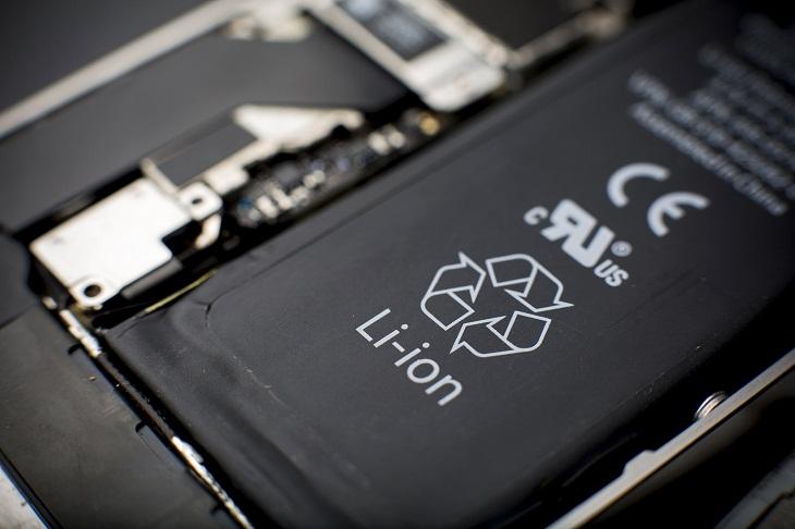 pin lithium có cấu tạo ra sao
