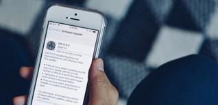 iPhone, iPad không thể cập nhật hệ điều hành mới, đây là 8 cách khắc phục