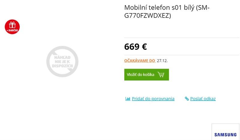 Galaxy S10 Lite bị lộ giá bán