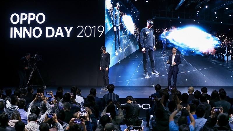 OPPO lần đầu tung hàng loạt thiết bị thông minh đa dạng, đón đầu kỷ nguyên công nghệ 5G, AR, IoT tại sự kiện INNO DAY