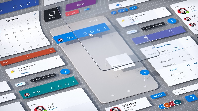 Microsoft muốn người dùng đi theo xu hướng thiết kế ứng dụng di động của mình
