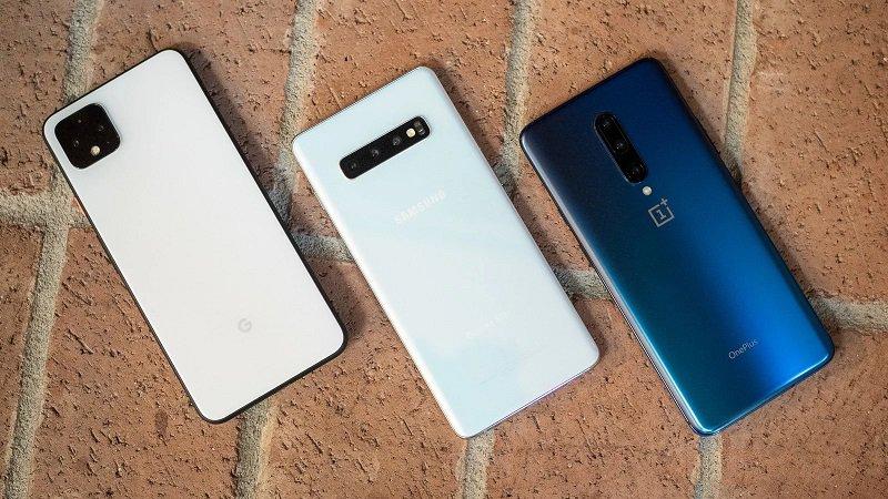 Top 10 smartphone có điểm AnTuTu cao nhất tháng 11/2019