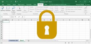 Hướng dẫn cách đặt mật khẩu khóa file Excel đơn giản nhất