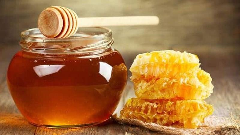 Giải rượu bằng mật ong nguyên chất