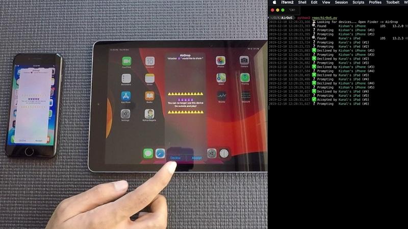 Người dùng iPhone và iPad cần phải cập nhật lên iOS/iPadOS 13.3 ngay để tránh gặp phải lỗ hổng bảo mật nghiêm trọng này!