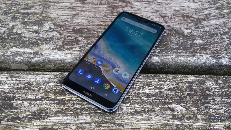Nokia 7.1 nhận bản cập nhật Android 10