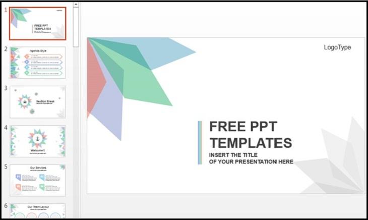Tham khảo các slide thiết kế khác